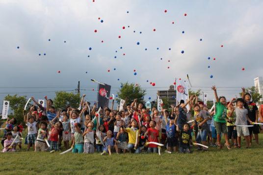 可児川の戦い in 可児夏祭り
